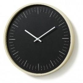 Часы TELLY 40 см AA1723M01 черные Laforma 2018