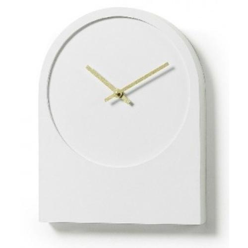 Часы THORN AA1721M05 белые Laforma 2018