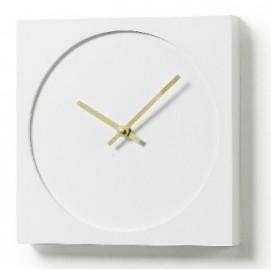 Часы TODAY 28 см AA1720M05 белые Laforma 2018