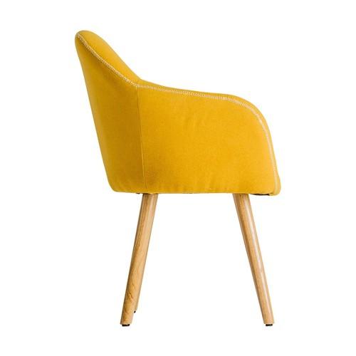 Кресло ALERIA 24161 желтый VicalConcept