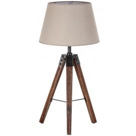 Лампа настольная 21533 натуральная VicalHome
