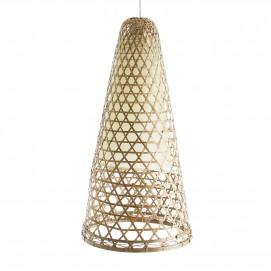 Лампа подвесная 21755 натуральная VicalHome