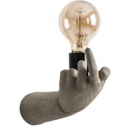 Лампа подвесная 24977 серая VicalHome