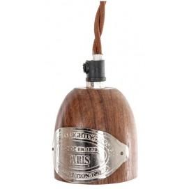 Лампа подвесная 20852 коричневая VicalConcept