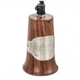 Лампа подвесная 20853 коричневая VicalConcept