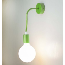 Бра Firefly 97130.41.41 зеленое Imperium Light