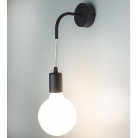 Бра Firefly 97130.05.01 черное белое Imperium Light