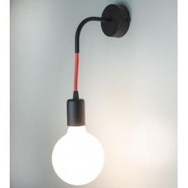 Бра Firefly 97130.05.16 черное красное Imperium Light