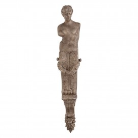 Скульптура MUJER 21265 бежевая VicalHome