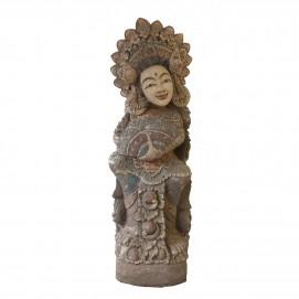 Скульптура BALINESA 22441 цветная VicalHome