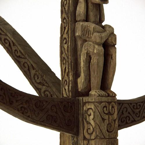 Скульптура MOLUCAS 23684 натуральная VicalHome