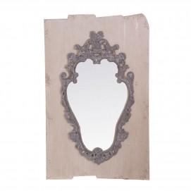 Зеркало 19396 белое VicalHome