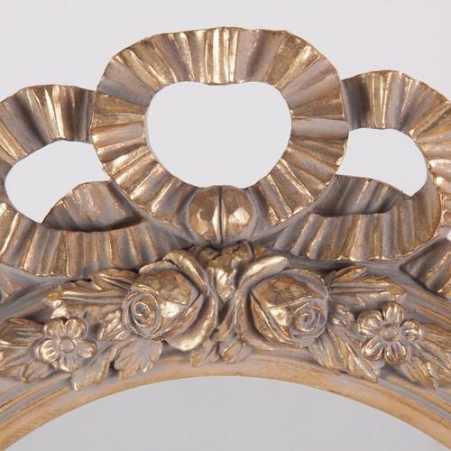 Зеркало 23243 золото VicalConcept