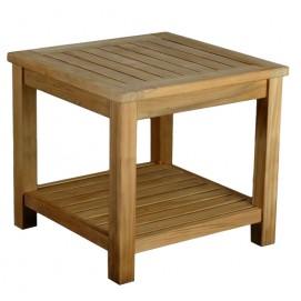 Столик для шезлонга из тикового дерева AJS555 EVA TEAK