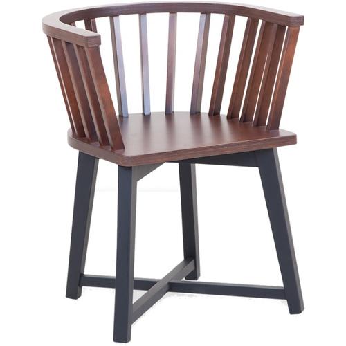 Кресло Nidus / NDS01 коричневое Caris