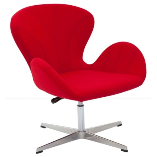 Кресло DILAY / DLY03 красное Caris