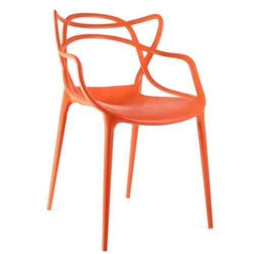 Стул Viti Пластик оранжевый 512010 Famm
