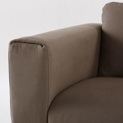 Диван тройка V1L5NT9N 176001 темно-коричневый theXATA