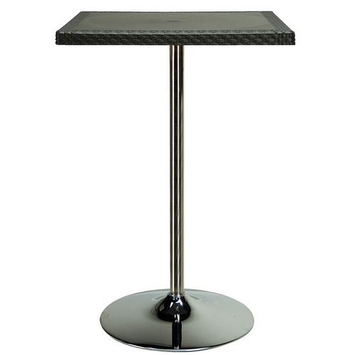 Стол барный CALAF S4820Y GRANDSOLEIL черный