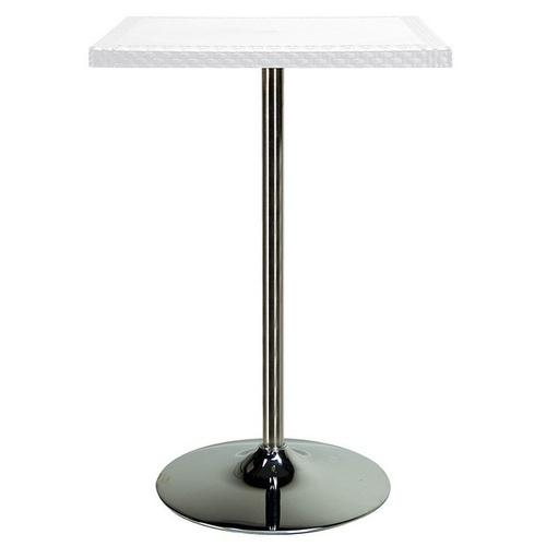 Стол барный CALAF S4820B GRANDSOLEIL белый