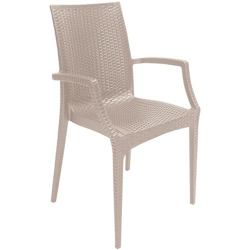 Кресло BISTROT S6625BR мокко GRANDSOLEIL