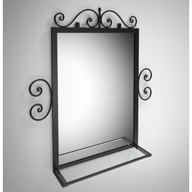 Зеркало  ТАУЭР TENERO черное