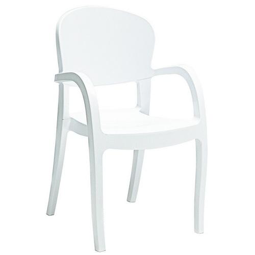 Кресло TEMPTRESS S6512B белый GRANDSOLEIL
