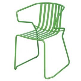 Кресло Valentina зеленое Dal Segno