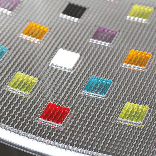 Стул Mosaico серый Dal Segno