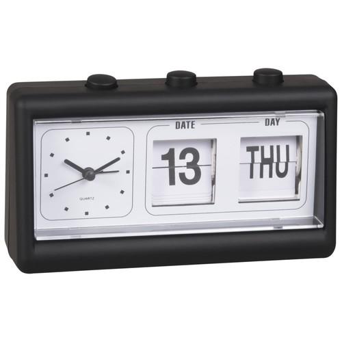 Часы настольные LILO 179005 черные Maisons 2018