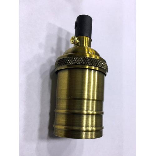 Патрон АМР 17 old gold copper золото