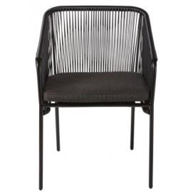 Кресло ARUN 174881 черное Maisons 2018