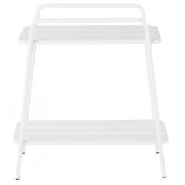 Стол консоль COURCELLES 175047 белая Maisons 2018