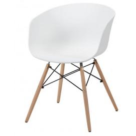 Кресло 3641 / 52 белое Zijlstra 2018