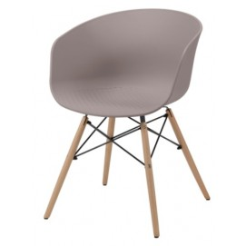Кресло 3641 / 60 светло-коричневое Zijlstra 2018