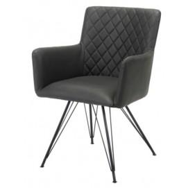 Кресло 4112 / 44B черное Zijlstra 2018
