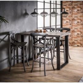 Стол барный 5779 / 16AL серый Zijlstra 2018