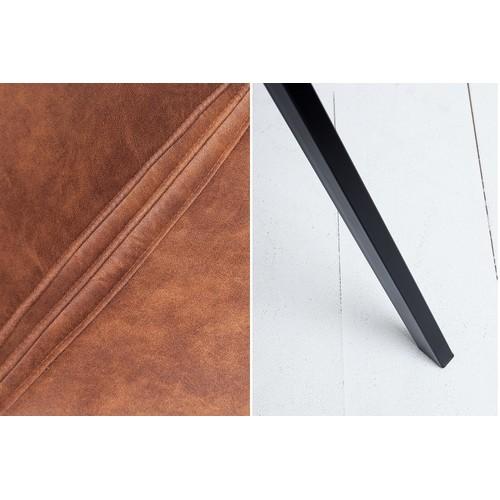 Стул Amsterdam Retro коричневый 38365 Invicta 2018