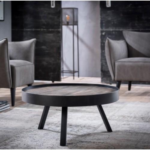 Стол кофейный 2625 / 19G серый Zijlstra 2018