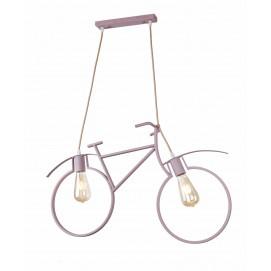 Люстра Велосипед 756PR7021-2 PINK-BEIGE розовый Thexata 2018
