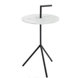 Стол кофейный  73X38X38 CM (JL67066) белый Home Design 2018