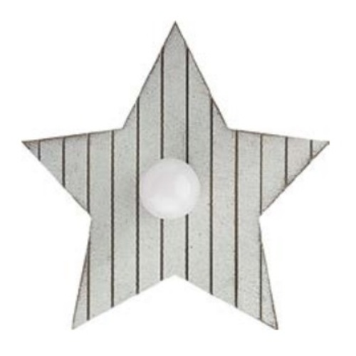Светильник настенный 9293 TOY-STAR серый 9376 Nowodvorski 2018