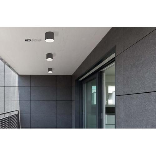 Светильник потолочный 9565 HEXA графит Nowodvorski 2018