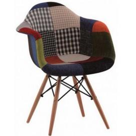 Кресло Леон цветное Prestol