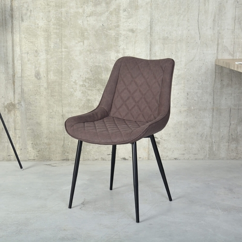 Кресло EMILIO II коричневое Huzz