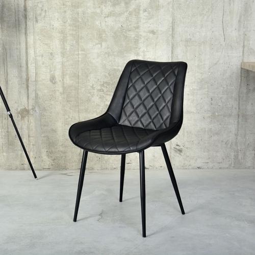 Кресло EMILIO II черное Huzz