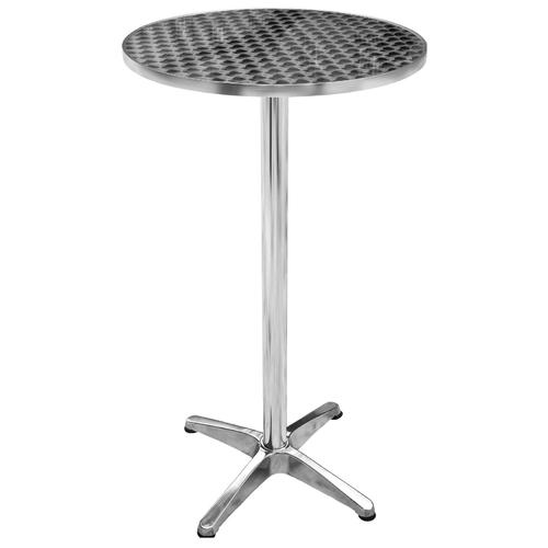 Стол барный ALT-6040 Onder 600*600 мм Alumium