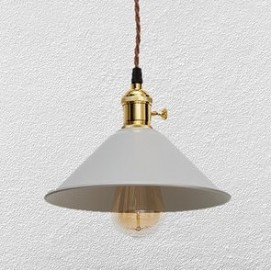 Лампа подвесная 7529510 серая Thexata 2018