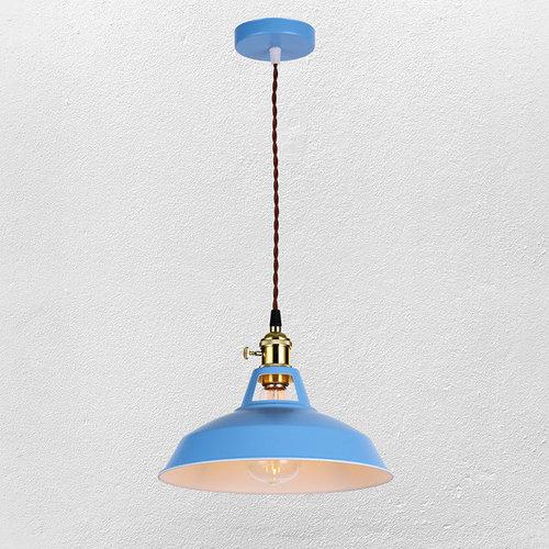 Лампа подвесная 7529511 серая Thexata 2018