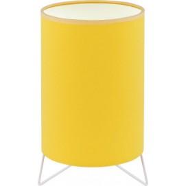 Лампа настольная RELAX COLOR 2942 желтая TK Lighting